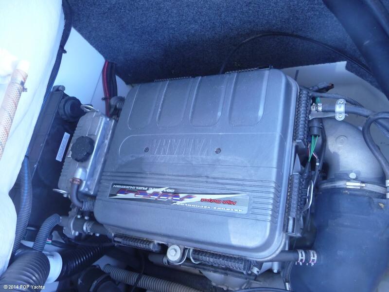 2008 Yamaha 230 SX High Output - Photo #27