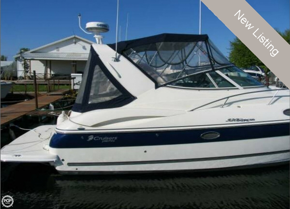 Used Boats For Sale in Syracuse, New York by owner | 2006 Cruisers 32