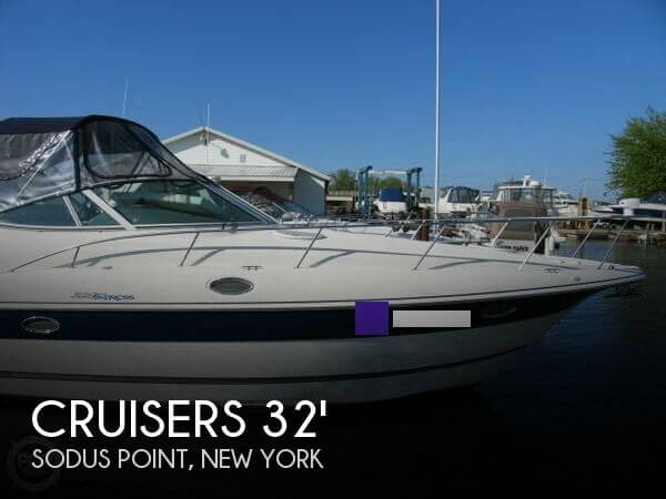 2006 Cruisers 320 Express - Photo #1