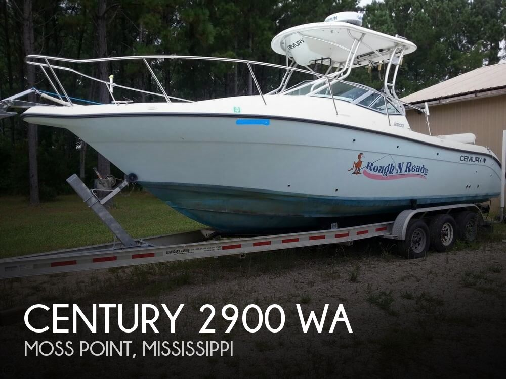 2004 CENTURY 2900 WA for sale