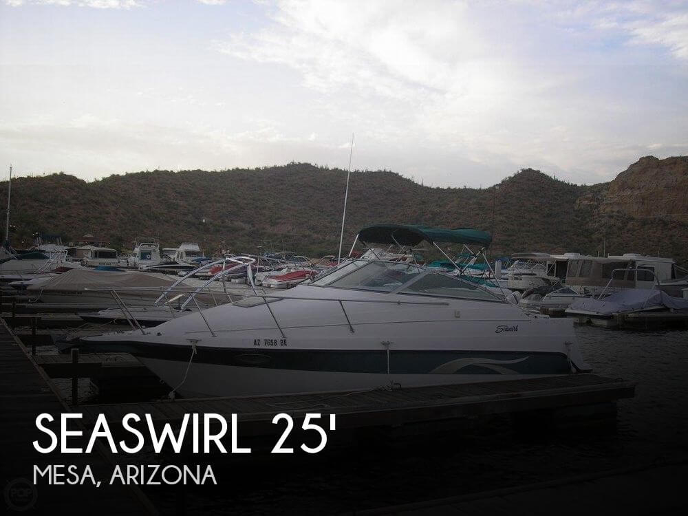2000 SEASWIRL 250 AFT CABIN for sale