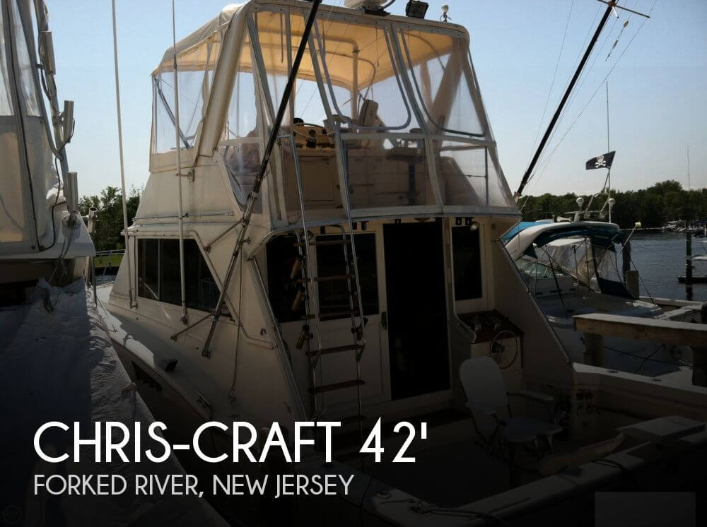 1975 Chris-Craft 420 Tournament Fisherman