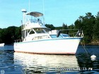 1971 Hatteras 31 Flybridge Cruiser - #1