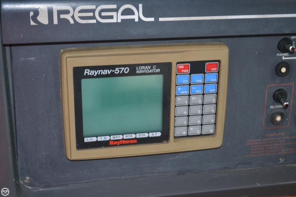 1990 Regal 360 Commodore - Photo #28