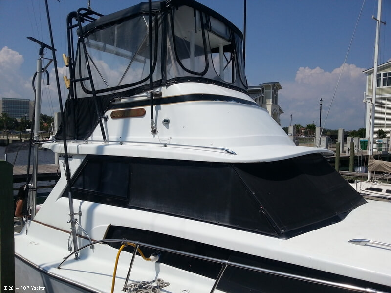 1967 Bertram 38 Sport Fish - Photo #4