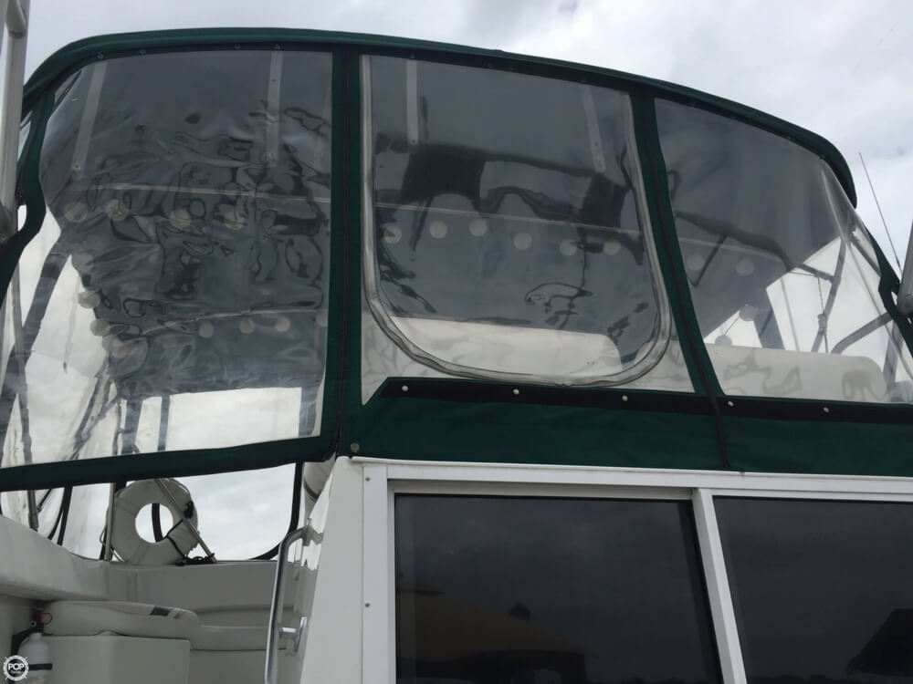1995 Mainship 40 Sedan Bridge - Photo #24