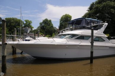 Sea Ray 440 Express Bridge, 47', for sale