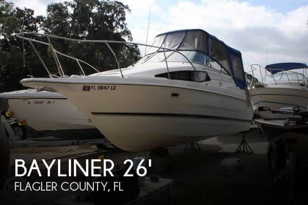 1999 Bayliner 2655 Ciera Dx