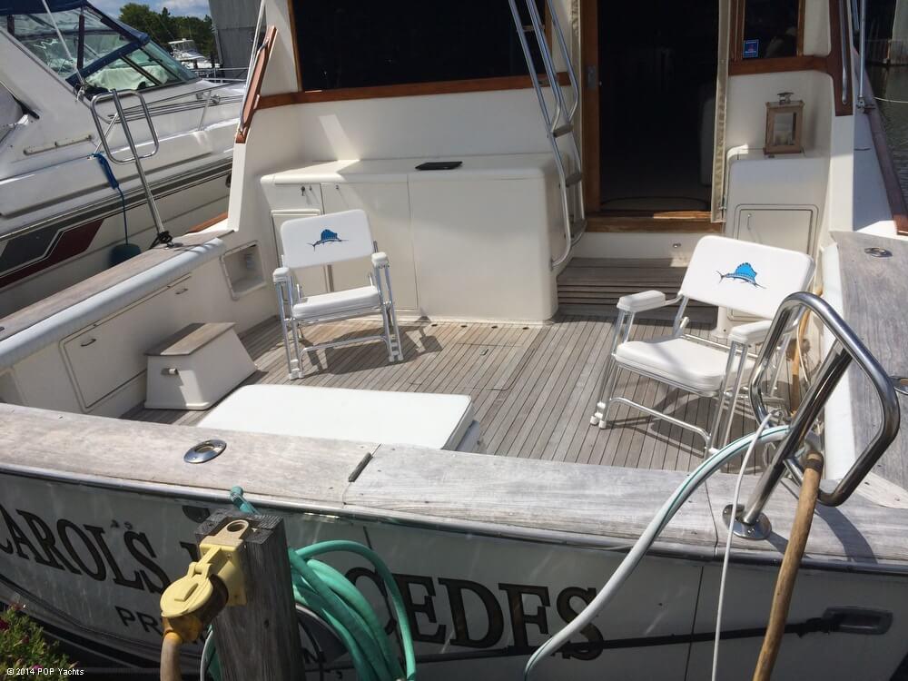 1989 Ocean Yachts 55 Sport Fish - Photo #32