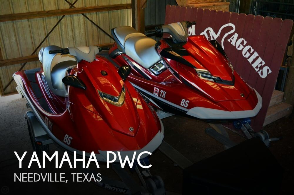 2012 YAMAHA YAMAHA FX SHO FA1800 AND VXR HIGH OUTPUT 1.8L WR for sale