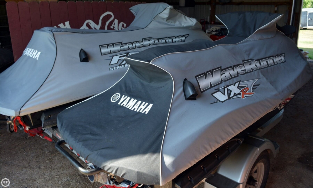 2012 Yamaha FX Super High Output - 2 Skis - Photo #13