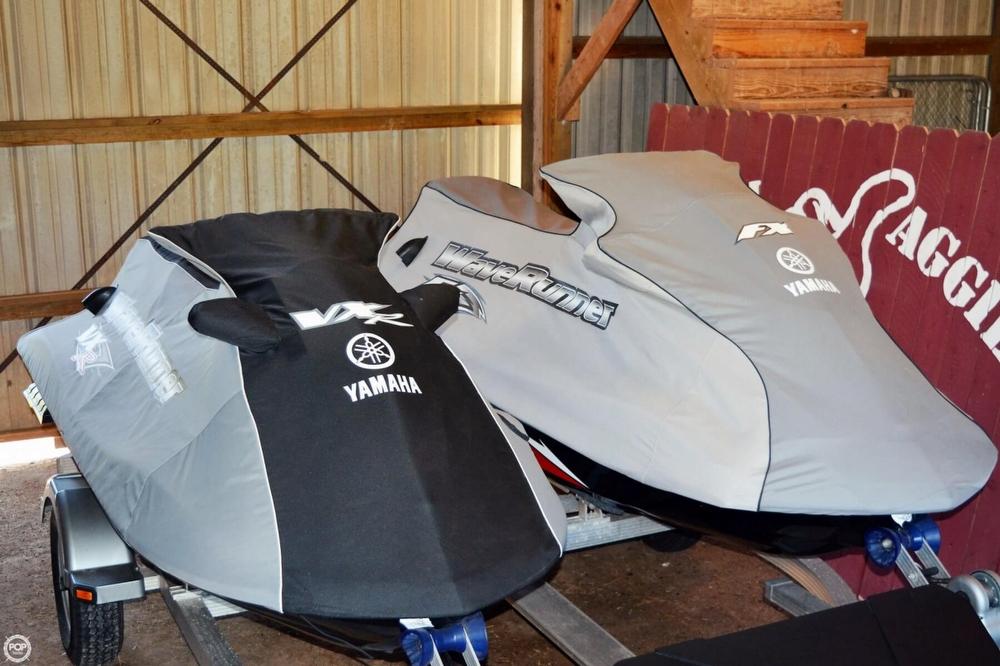 2012 Yamaha FX Super High Output - 2 Skis - Photo #16