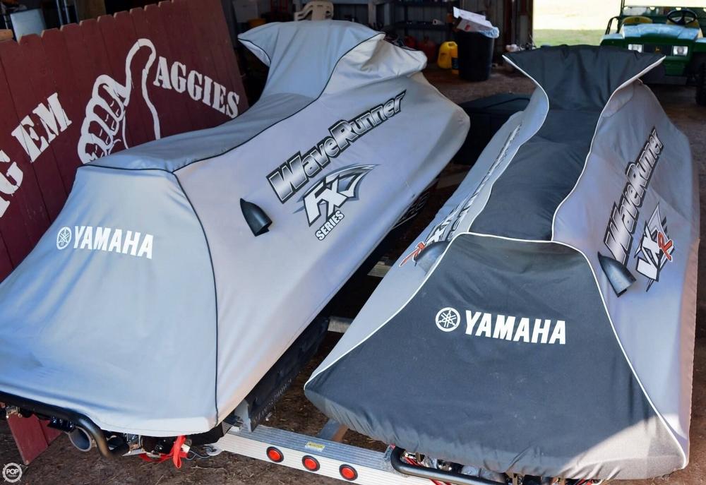 2012 Yamaha FX Super High Output - 2 Skis - Photo #17
