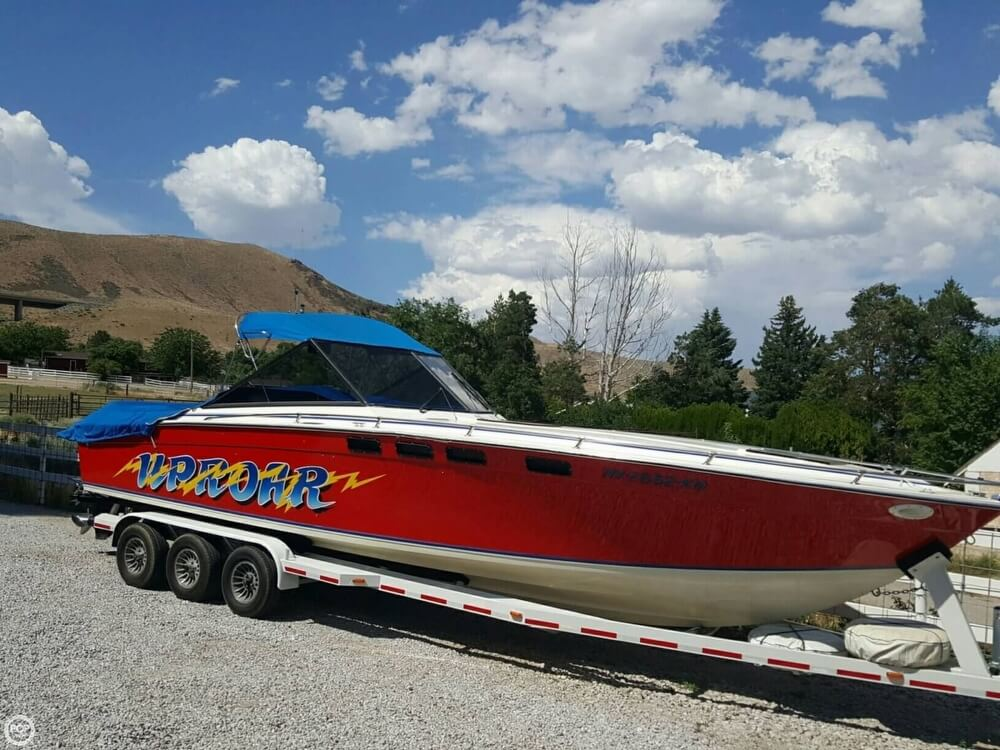 1981 Formula boat for sale, model of the boat is 302 LS & Image # 6 of 30