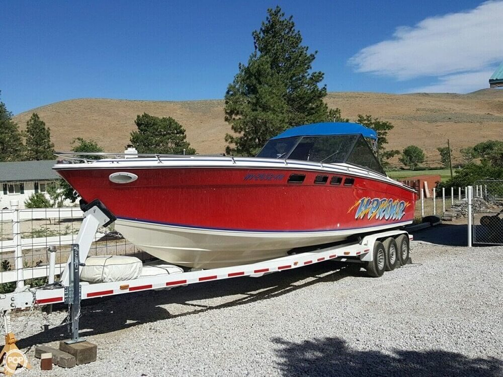 1981 Formula boat for sale, model of the boat is 302 LS & Image # 7 of 30