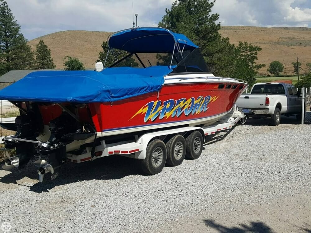 1981 Formula boat for sale, model of the boat is 302 LS & Image # 11 of 30
