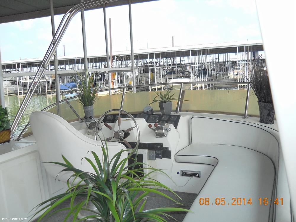 1987 Bluewater 51 Coastal Cruiser - Photo #4