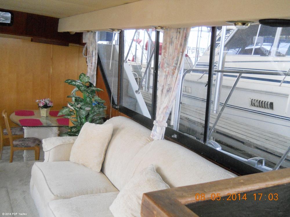 1987 Bluewater 51 Coastal Cruiser - Photo #10