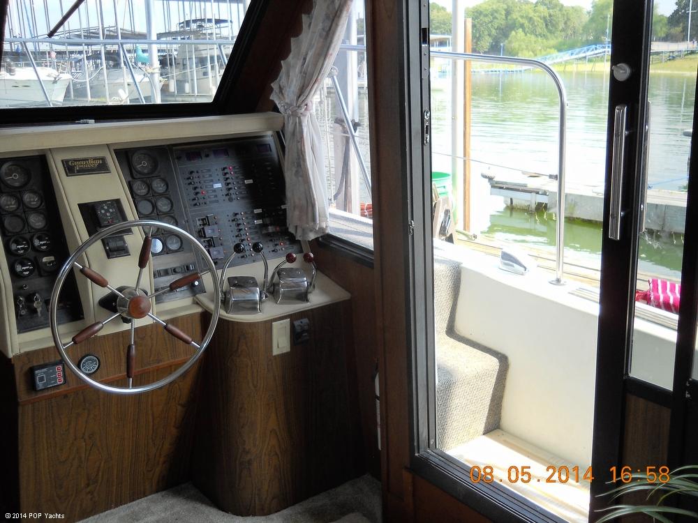 1987 Bluewater 51 Coastal Cruiser - Photo #11