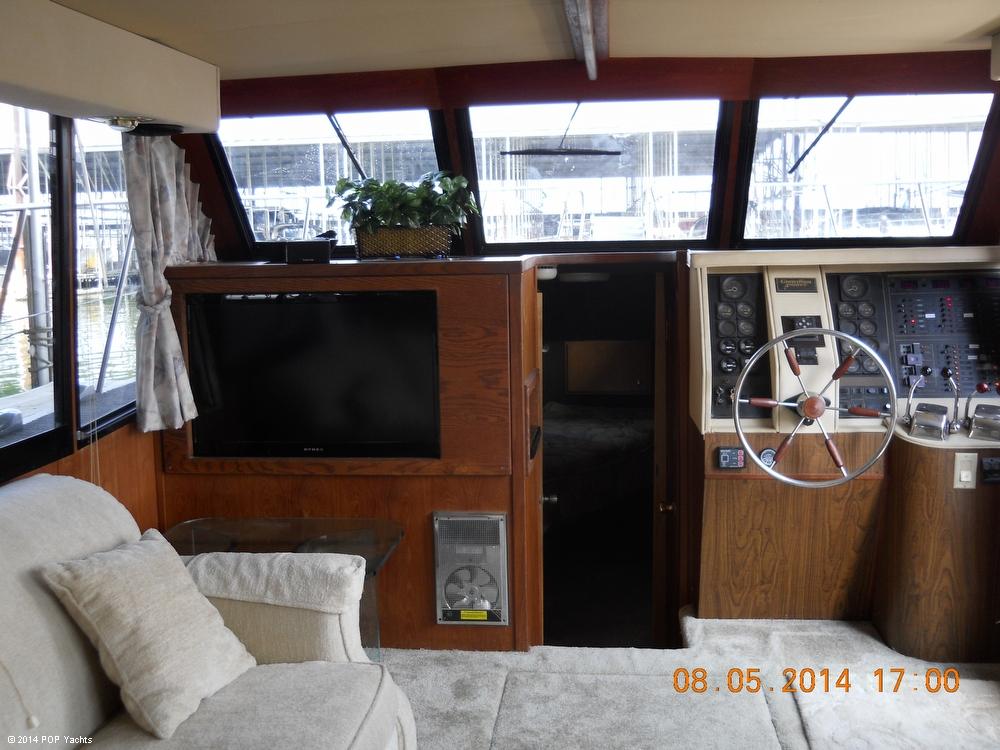 1987 Bluewater 51 Coastal Cruiser - Photo #23
