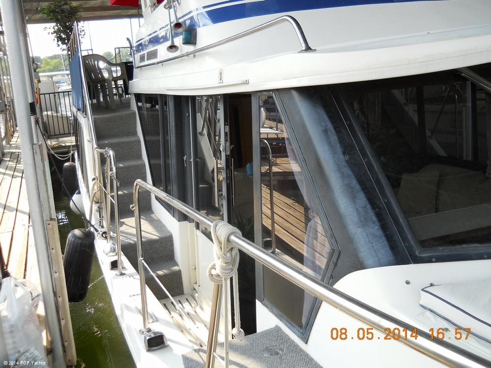 1987 Bluewater 51 Coastal Cruiser - Photo #26