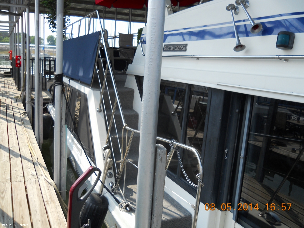 1987 Bluewater 51 Coastal Cruiser - Photo #27