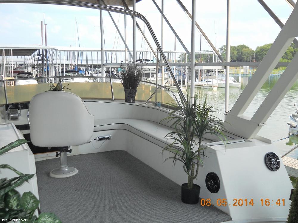 1987 Bluewater 51 Coastal Cruiser - Photo #34