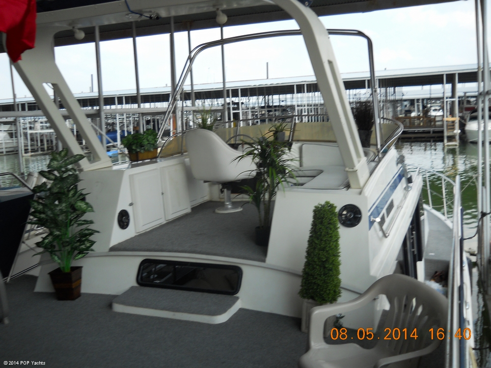 1987 Bluewater 51 Coastal Cruiser - Photo #3