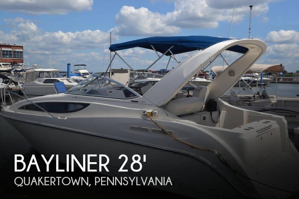 2005 Bayliner 285 Ciera Sunbridge - Photo #1