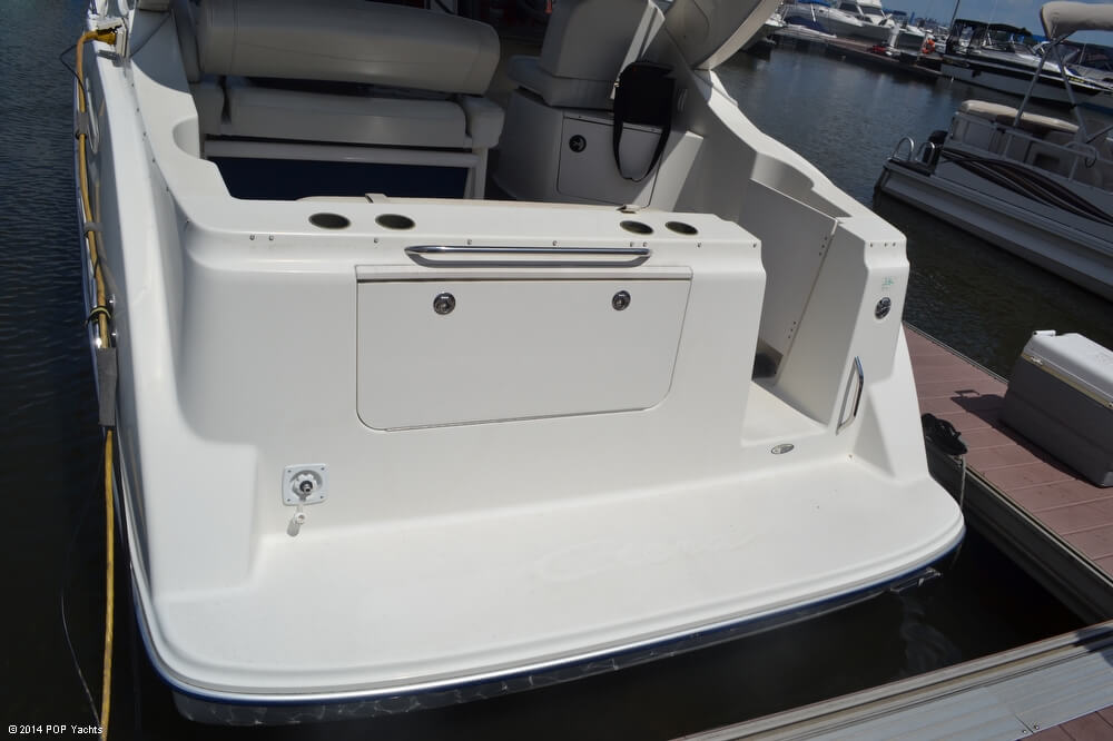 Transom Storage For Fenders & Battery Switch