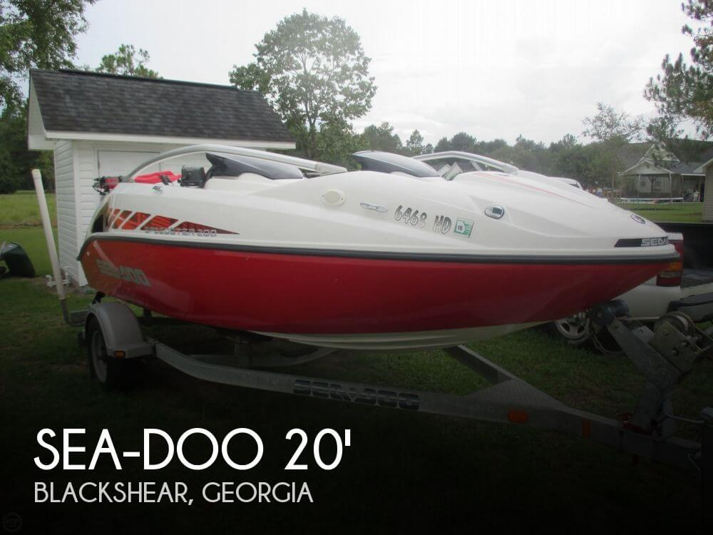 2005 Sea-Doo 200 Bombadier - Photo #1