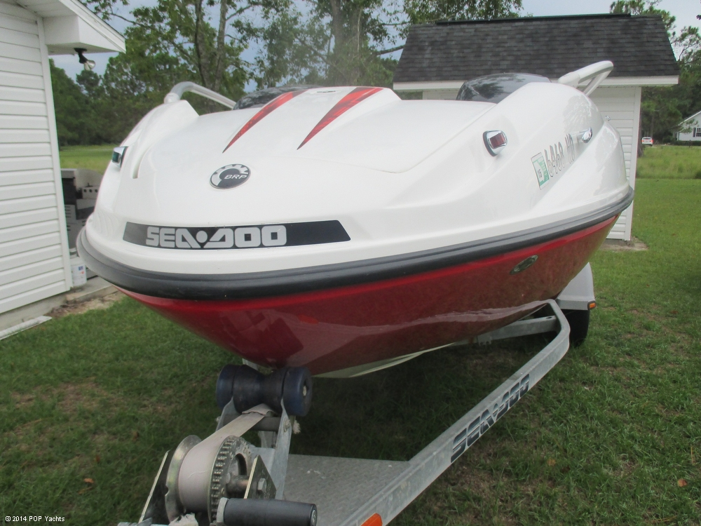 2005 Sea-Doo 200 Bombadier - Photo #11