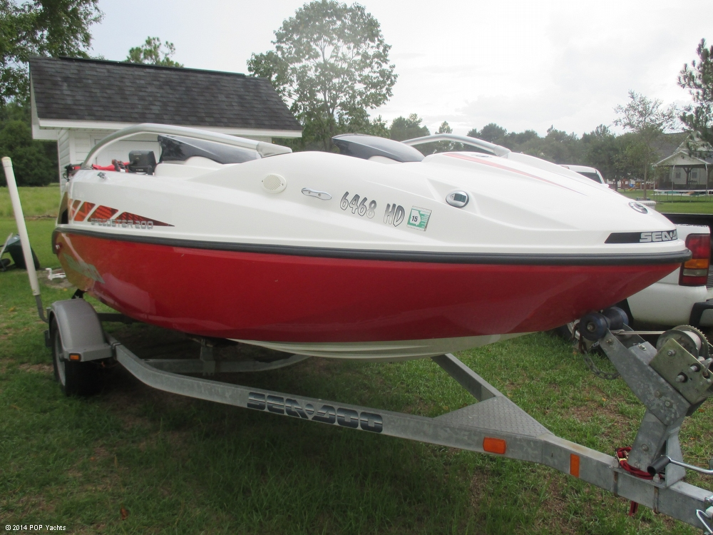 2005 Sea-Doo 200 Bombadier - Photo #12
