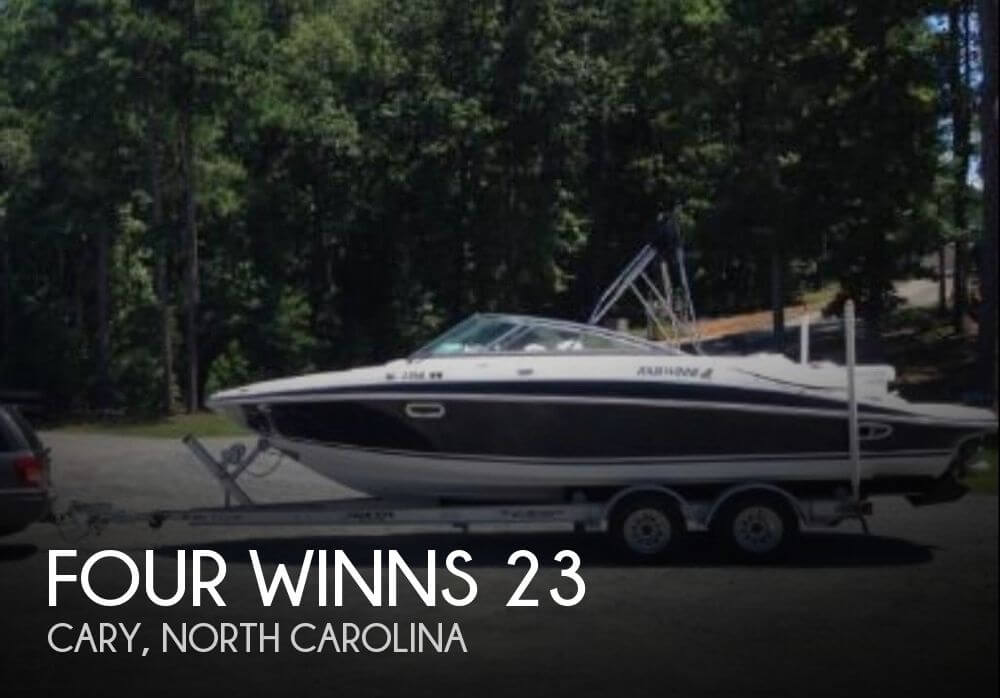 Used Four Winns 23 Boats For Sale by owner | 2004 Four Winns 23