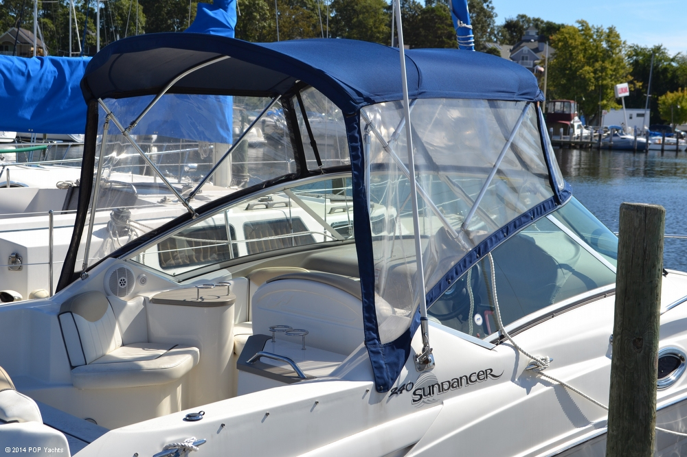 2008 Sea Ray 240 Sundancer - Photo #2