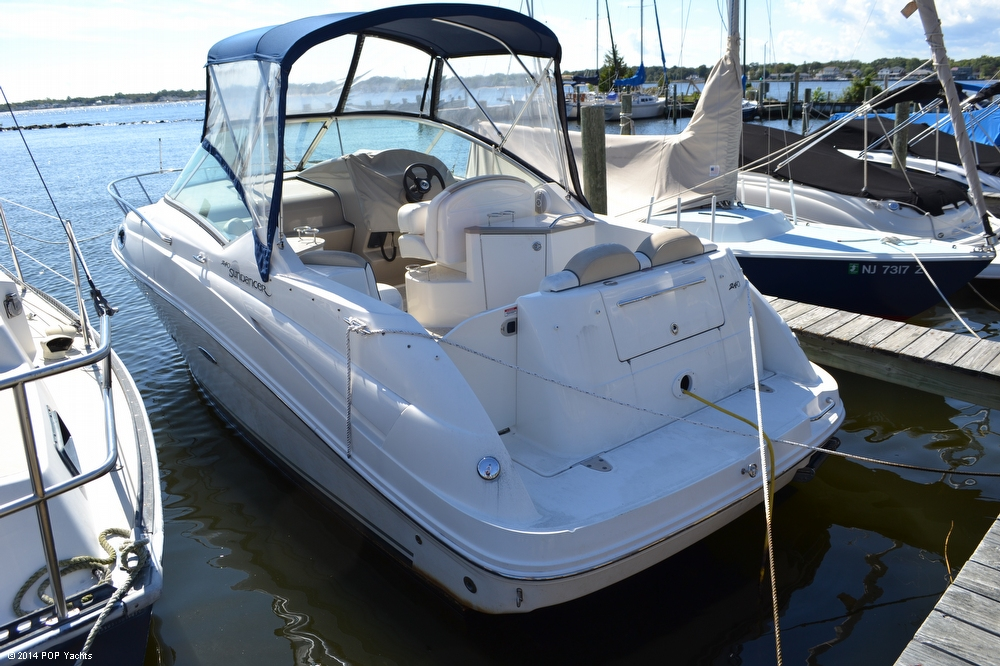 2008 Sea Ray 240 Sundancer - Photo #20