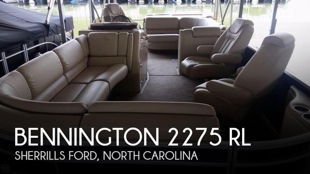 2012 Bennington 2275 RL - Photo #1
