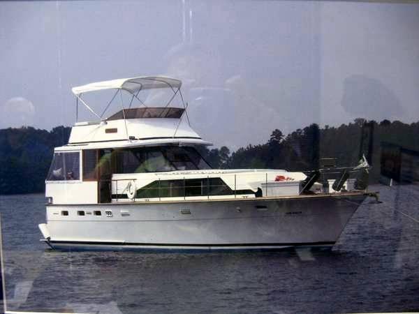 1974 Trojan F44 Motor Yacht - Photo #3
