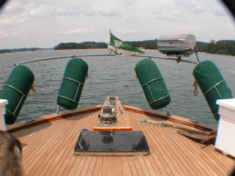 1974 Trojan F44 Motor Yacht - Photo #6