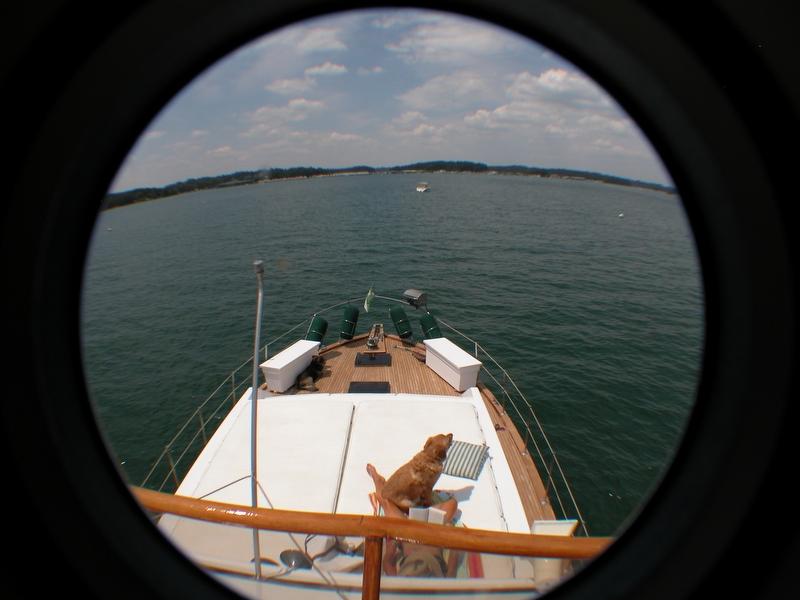 1974 Trojan F44 Motor Yacht - Photo #9