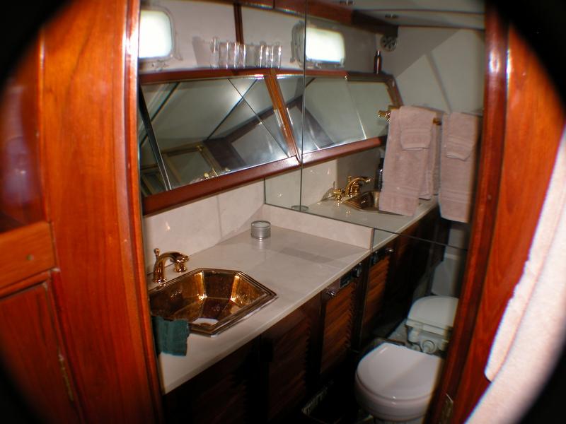 1974 Trojan F44 Motor Yacht - Photo #15