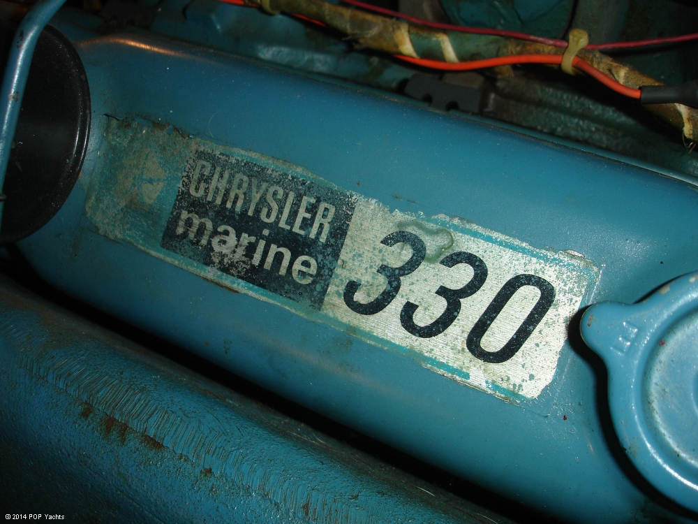 1974 Trojan F44 Motor Yacht - Photo #24