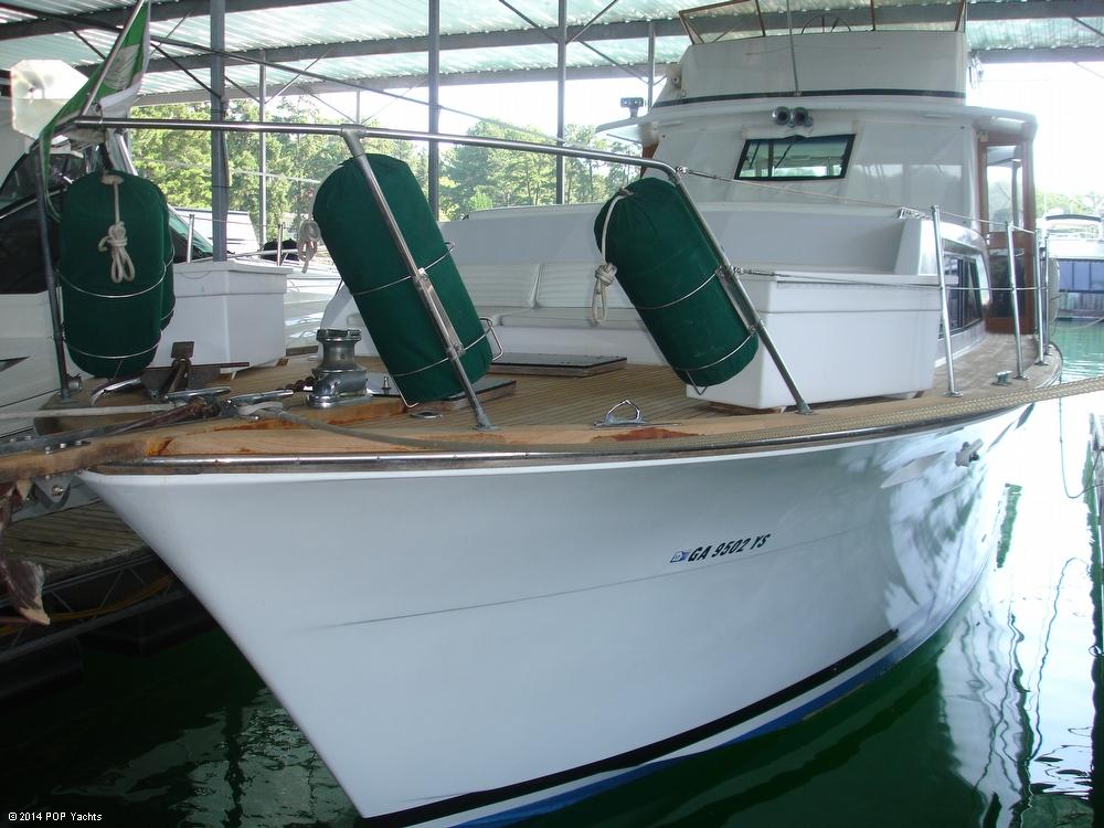 1974 Trojan F44 Motor Yacht - Photo #27