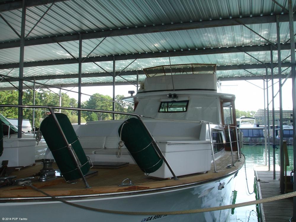 1974 Trojan F44 Motor Yacht - Photo #28