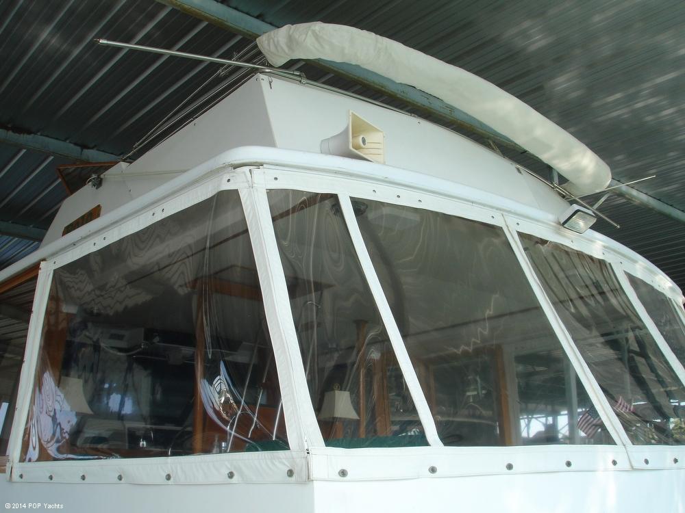1974 Trojan F44 Motor Yacht - Photo #32