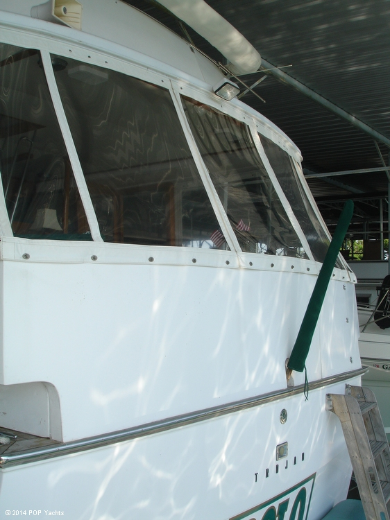 1974 Trojan F44 Motor Yacht - Photo #33