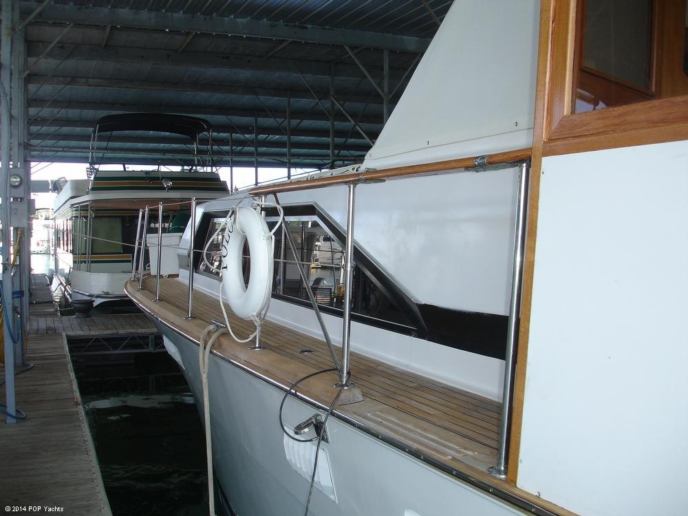 1974 Trojan F44 Motor Yacht - Photo #36