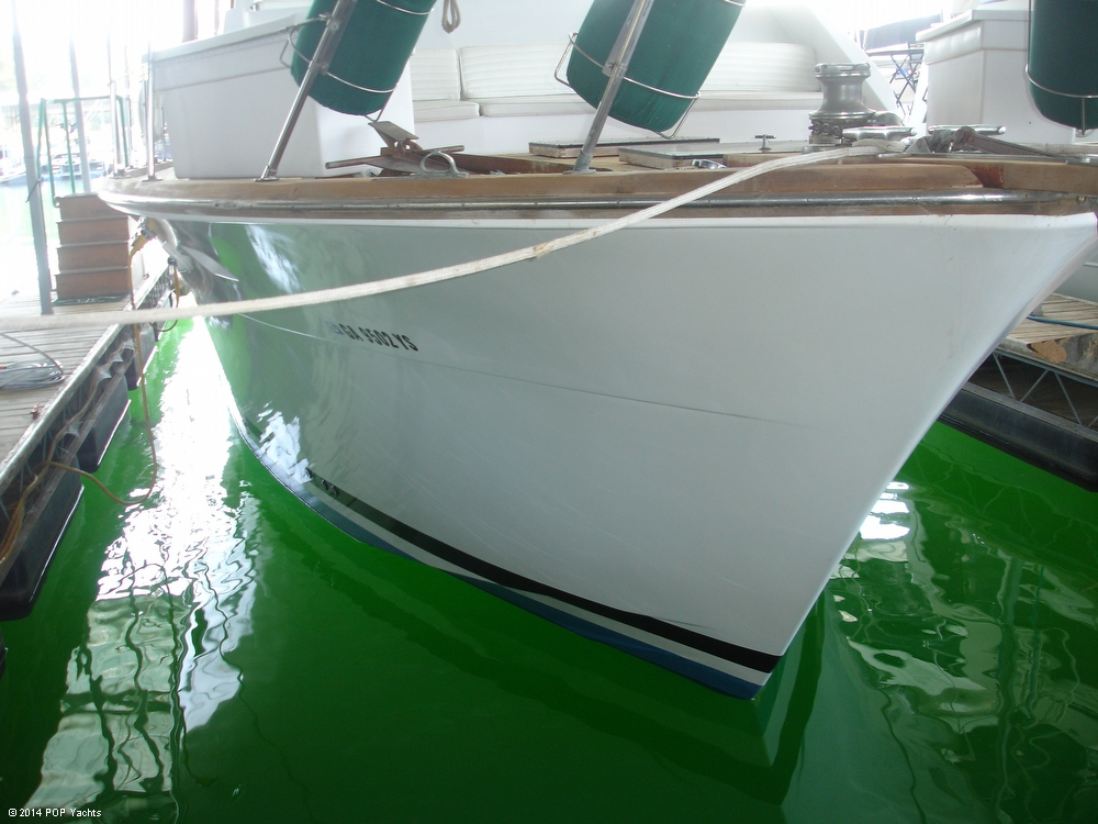 1974 Trojan F44 Motor Yacht - Photo #39