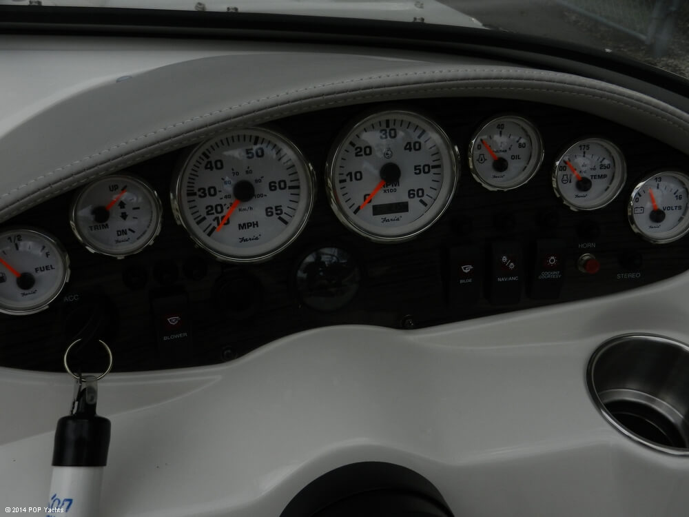 2008 Stingray 205 LX - Photo #31