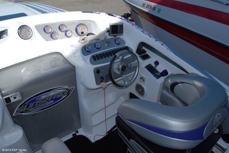 2013 Sunsation boat for sale, model of the boat is 288S & Image # 13 of 41